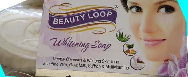صابون زیبایی بیوتی لوپ
