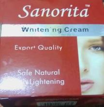 کرم سفید کننده ضدلک سانوریتا ( تضمینی)